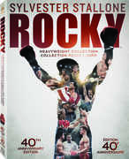Rocky Heavyweight Collection 40th Anniversary Edition , Sylvester Stallone