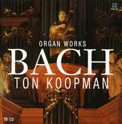 Bach J.S: Complete Organ Works , J.S. Bach