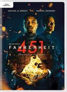 Fahrenheit 451 , Michael B. Jordan