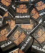Lights of Broadway: Show Cards MEGAMIX 5 Pack