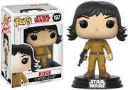FUNKO POP! STAR WARS: The Last Jedi - Rose
