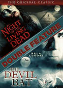 Night of the Living Dead /  The Devil Bat , Judith O'Dea