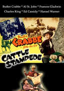 Cattle Stampede , Buster Crabbe