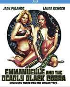 Emmanuelle and the Deadly Black Cobra (aka Black Cobra Woman) , Jack Palance
