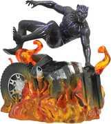 Marvel Gallery Black Panther Movie V2 PVC Statue