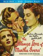 The Strange Love of Martha Ivers , Barbara Stanwyck
