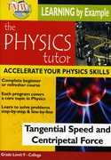 Tangental Speed and Centripetal Force , Jason Gibson