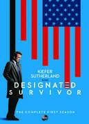 Designated Survivor: The Complete First Season , Kiefer Sutherland