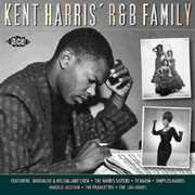 Kent Harris R&B Family /  Various [Import]