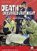 Death Occurred Last Night , Raf Vallone