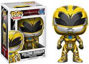 FUNKO POP! MOVIES: Power Rangers - Yellow Ranger