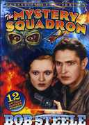 Mystery Squadron: Chapters 1-12 , J. Carrol Naish