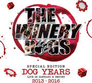 Dog Years Live In Santiago & Beyond 2013-2016 , Winery Dogs