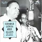 George Lewis with Red Allen