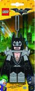 The LEGO Batman Movie Glam Rocker Batman Luggage Tag