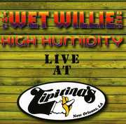High Humidity: Live at Tiptina's [Import]