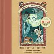 The Hostile Hospital Unabridged CD (Series of Unfortunate Events)