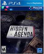 Hidden Agenda for PlayStation 4