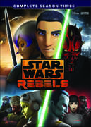 Star Wars Rebels: Complete Season Three