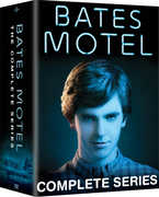 Bates Motel: The Complete Series , Freddie Highmore