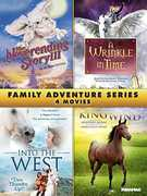 The Neverending Story III: Escape From Fantasia /  A Wrinkle in Time /  Into the West /  King of the Wind , Beverly D'Angelo