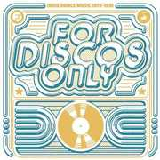 For Disco Only: Indie Dance Music From Fantasy & Vanguard Records , Various Artists
