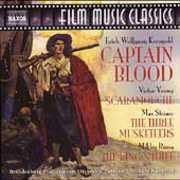 Captain Blood & Other Swashbucklers: Film Music CL