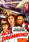 Ace Drummond , John King