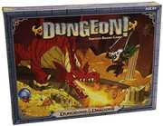 Dungeon! Fantasy Board Game (Dungeons & Dragons, D&D)