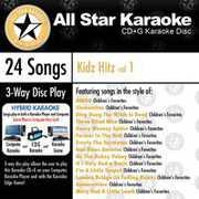 Karaoke: Kids Hitz