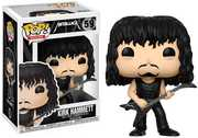 FUNKO POP! ROCKS: Metallica - Kirk Hammett
