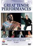 Great Tenor Performances , Placido Domingo