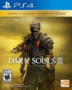Dark Souls III - Fire Fades Edition for PlayStation 4
