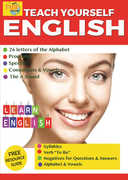 Teach Yourself English The 26 Letters of The Alphabet, Pronouns, Speech, Consonants & Vowels