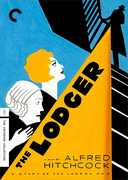 The Lodger: A Story of the London Fog (Criterion Collection) , Ivor Novello