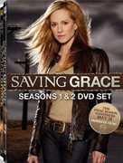 Saving Grace: Seasons 1 & 2 DVD Set , Holly Hunter