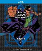 Jojo's Bizarre Adventure Set 2: Stardust Crusaders , Dave Mallow