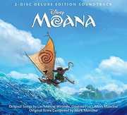 Moana , Mark Mancina