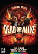 Dead Or Alive Trilogy , Riki Takeuchi