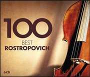100 Best Rostropovich , Mstislav Rostropovich