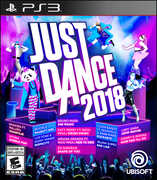 Just Dance 2018 for PlayStation 3