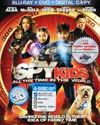 Spy Kids 4 , Alexa Vega