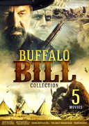 5-Movie Buffalo Bill Collection , Gordon Scott
