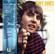 Live In Japan (Red, White & Blue Vinyl) [Import] , Davy Jones