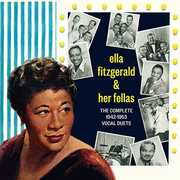 Ella Fitzgerald & Her Fellas: Complete 1942-1953 Vocal Duets [Import] , Ella Fitzgerald