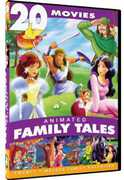 Animated Family Tales - 20 Movie Collection