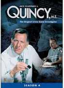Quincy, M.E.: Season 4 , Jack Klugman