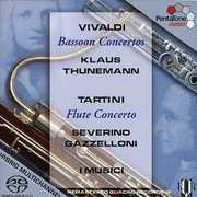 Bassoon Concertos /  Flute Concertos , Klaus Thunemann