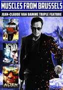 Muscles From Brussels: Jean-Claude Van Damme: Triple Feature