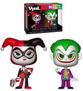 FUNKO VYNL: CD -Harley & Joker 2PK